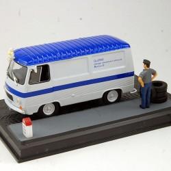 Peugeot J7 - La Route Bleue - 1/43 ème En boite