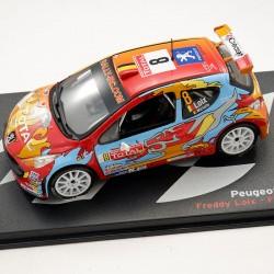 Peugeot 207 S2000 - Rally Ypres 2009 - 1/43 ème En boite
