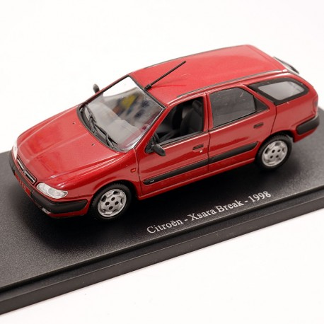 Citroen Xsara Break 1998 - 1/43ème sous blister