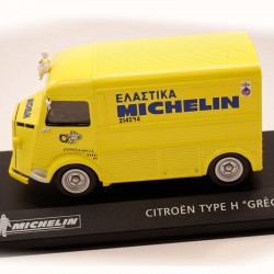 "Citroen HY Michelin ""Grèce"" - 1/43ème"