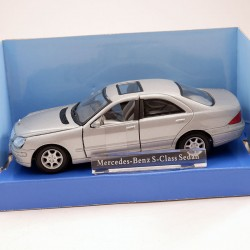 Mercedes Benz S-Class Sedan - Cararama - 1/43 ème En boite