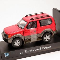 Toyota Land Cruiser - Cararama - 1/43 En boite