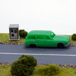 Domaine Renault - Cadum Pax - 1/87 ème