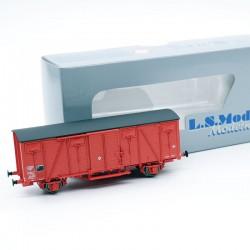 LS Models - Wagon Couvert SNCF - LSM 300 07