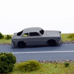 Austin Healey Sport - Cadum Pax - 1/75 / 1/80 ème