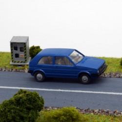 Volkswagen Golf - Wiking - 1/87 ème En boite