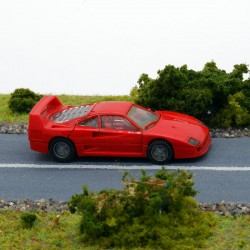 Ferrari F40 - Herpa - 1/87 ème En boite