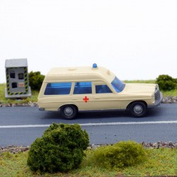 Mercedes 200 Ambulance - Wiking - 1/87 ème En boite