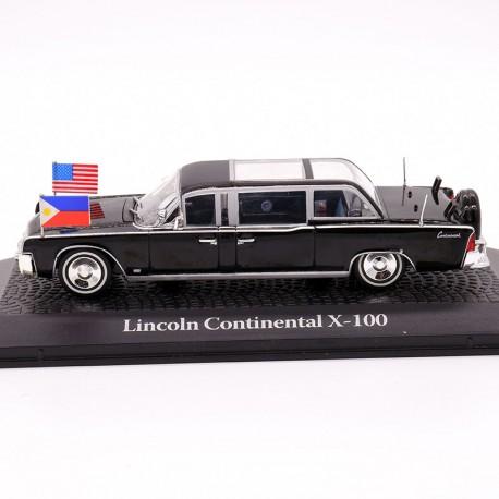 Lincoln Continental Limousine SS-100-X - 1/43 ème En boite