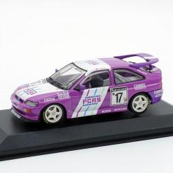 Ford Escort Cosworth - Rallye Monte Carlo 1994 - Minichamps - 1/43 ème En boite