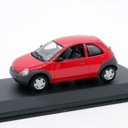 Ford Ka de 1997 - Minichamps - 1/43 ème En boite