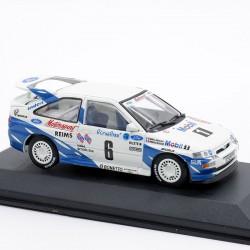 Ford Escort Cosworth - Rallye Monte Carlo 1993 - Minichamps - 1/43 ème En boite