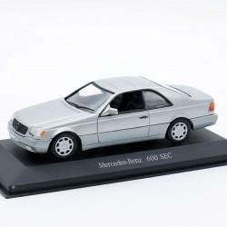 Mercedes Benz 600 SEC - Paul's Model Art - 1/43 ème En boite