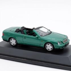 Mercedes Benz CLK Cabrio - Herpa - 1/43 ème En boite