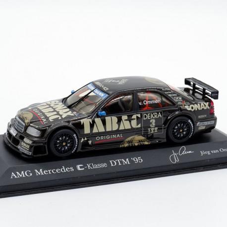 AMG Mercedes C-Klasse DTM '95 - Minichamps - 1/43 ème En boite