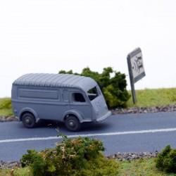 Renault 1000kg - CIJ - 1/87 ème