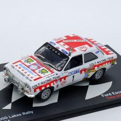 Ford Escort RS 1600 Mkl - 1000 Lakes Rally 1974 - 1/43 ème En boite