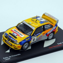 Seat Cordoba WRC - Rally de Finlandia 1999 - 1/43 ème En boite