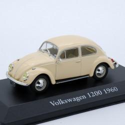Volkswagen 1200 de 1960 - 1/43 ème En boite