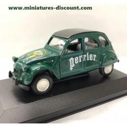 Citroen 2cv Perrier Guisval - 1/32ème