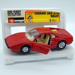 Ferrari 308 GTB - Burago - 1/24ème