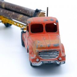 Tracteur Willéme Semi Remorque Fardier - Dinky Supertoys - 1/43ème