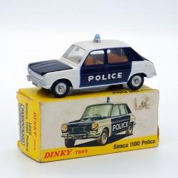 Simca 1100 Police - Dinky Toys - 1/43ème