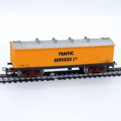 Jouef - Wagon Traffic Services Ltd - HO - 1/87ème