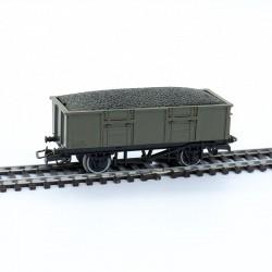 Jouef - Wagon Tombereau simple - HO - 1/87ème