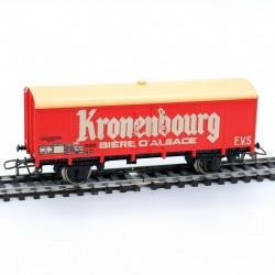Jouef - Wagon Tombereau simple - HO - 1/87ème