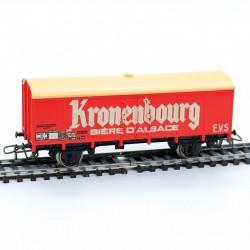 Jouef - Wagon Marchandise Kronembourg - HO - 1/87ème