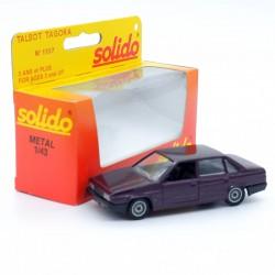 Talbot Tagora - Solido - 1/43ème en boite