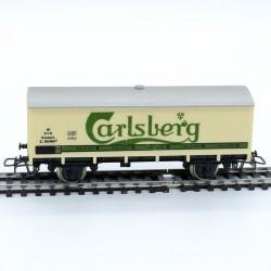 Jouef - Wagon Marchandise Carlsberg - HO - 1/87ème