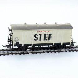 Hornby - Wagon Frigorifique STEF - Ho - 1/87ème