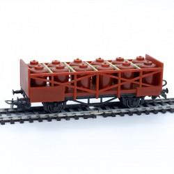 Liliput - Wagon Porte Cuves et Transport liquide - HO - 1/87ème