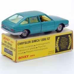 Chrysler Simca 1308 GT - Dinky Toys - 1/43ème en boite