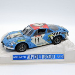 Renault Alpine A 110 1600 S Version Echappement - 1/43 ème