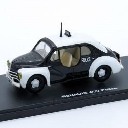 """Renault 4 CV """"Police"""" - Eligor - 1/43ème en boite"""