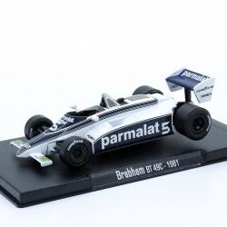 Brabham BT 49C 1981 - 1/43ème en boite