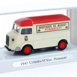 "Citroen Type H Van ""Pommery"" 1947 - Matchbox - 1/43ème en boite"
