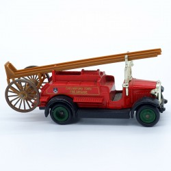 Camion Pompier Echelle - Lledo Days Gone