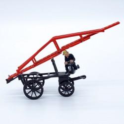 Remorque pompier Echelle
