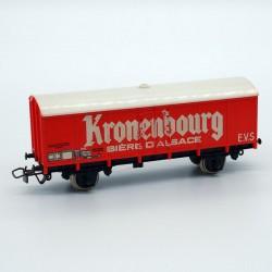 Jouef - Wagon Kronembourg - HO - 1/87ème