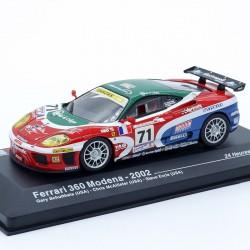 Ferrari 360 Modena 2002 - 24H du Mans - 1/43 - en boite