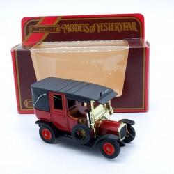 Unic Taxi de 1907 - Matchbox - 1/42 ème En boite