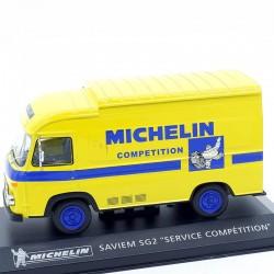 """Renault Saviem SG2 """"Michelin Compétition"""" - au 1/43"""