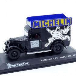 "Renault KZ7 ""Michelin"" - au 1/43"