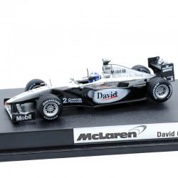 Mc Laren MP4  -15 David Coulthard - Hotwheels - 1/43 ème En boite
