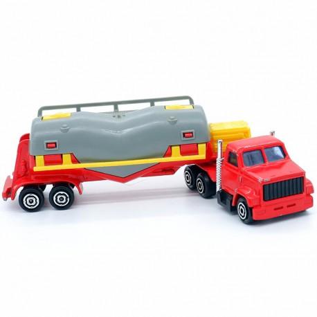 Camion Citerne N°379 - Majorette - 1/100 ème Sans boite