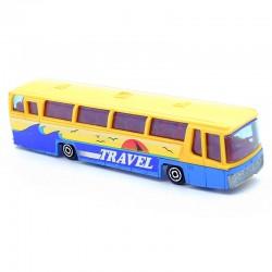 """Bus """" Travel World """" N°373 - Majorette - 1/87 ème Sans boite"""